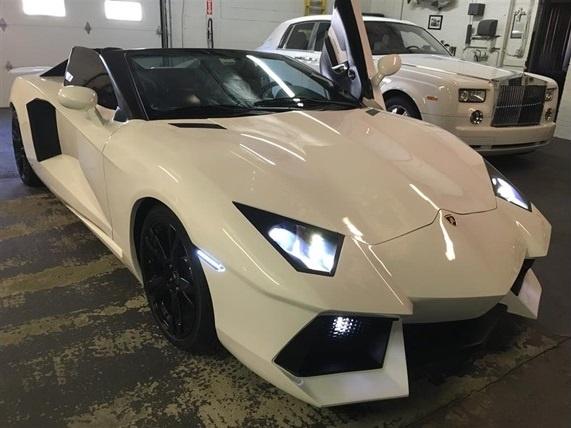 Lamborghini Aventador nhai anh 1