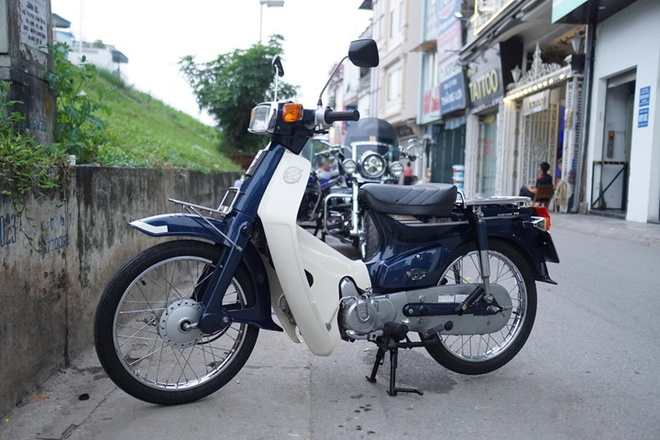 Honda Cub cu gia 85 trieu anh 1