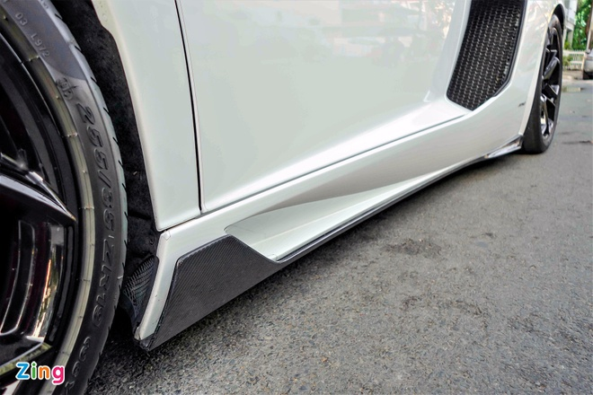 Lamborghini Aventador chinh hang duy nhat VN do ham ho hinh anh 6