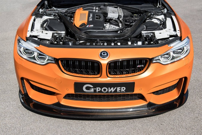 BMW M4 G-Power manh 680 ma luc anh 5
