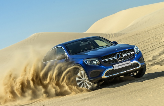 Mercedes GLC Coupe gia 2,9 ty dong tai Viet Nam hinh anh