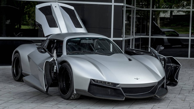 Sieu xe la Rezvani Beast Alpha chot gia 95.000 USD hinh anh