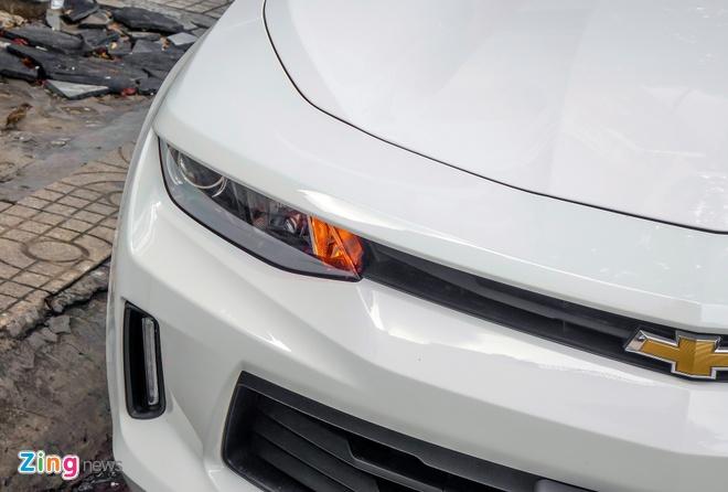 Chevrolet Camaro 2017 dau tien ra bien so anh 7