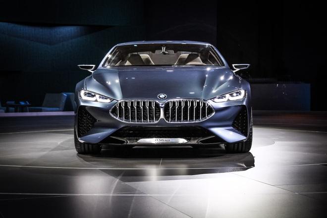 Anh thuc te BMW 8-Series Concept moi ra mat hinh anh 4