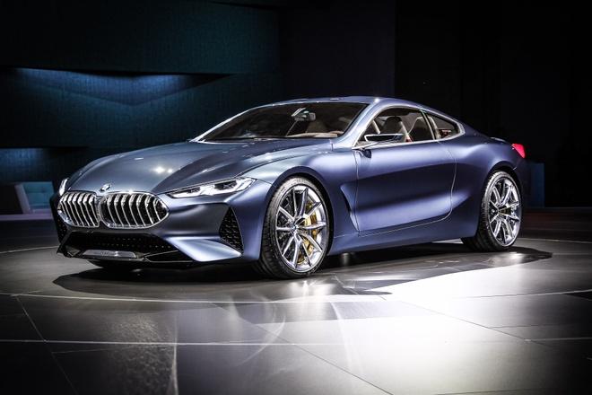 Anh thuc te BMW 8-Series Concept moi ra mat hinh anh 3