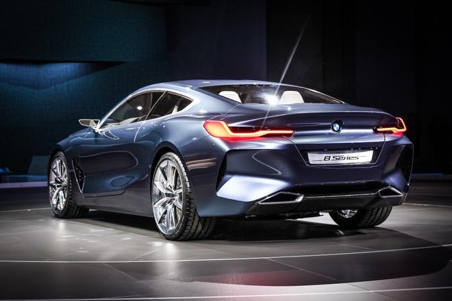Anh thuc te BMW 8-Series Concept moi ra mat hinh anh 8