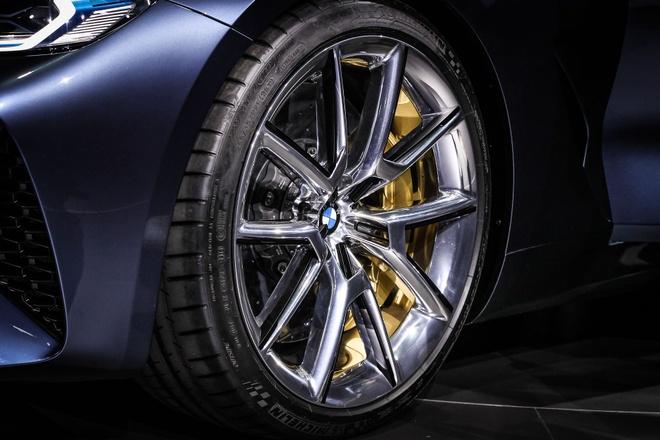 Anh thuc te BMW 8-Series Concept moi ra mat hinh anh 9