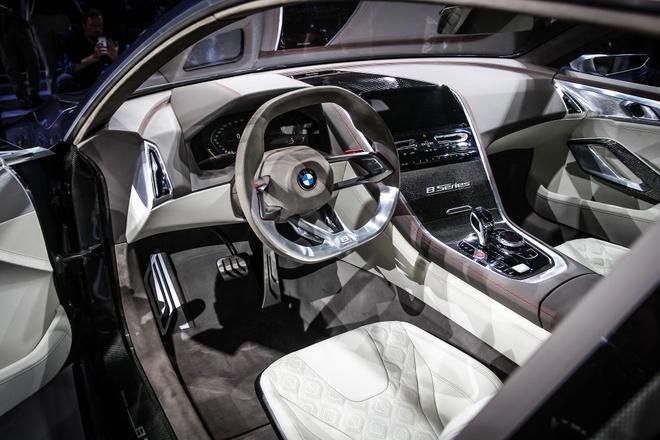 Anh thuc te BMW 8-Series Concept moi ra mat hinh anh 5