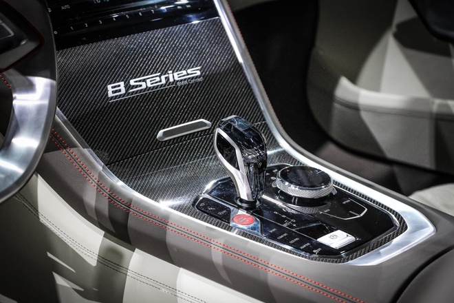 Anh thuc te BMW 8-Series Concept moi ra mat hinh anh 6