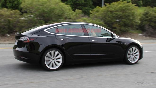Tesla Model 3 ra mat anh 5