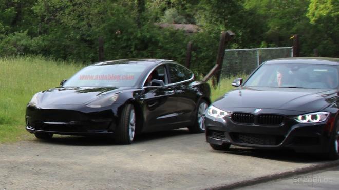 Tesla Model 3 ra mat anh 6