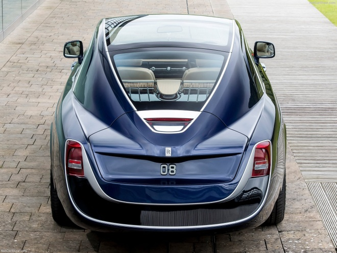 Rolls-Royce Sweptail la chiec xe moi dat nhat moi thoi dai hinh anh
