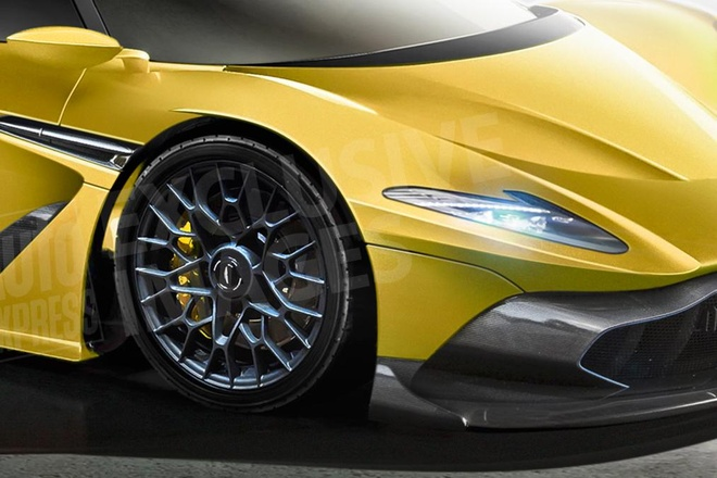 Aston Martin doi thu Ferrari 488 anh 3