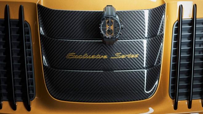 911 Turbo S Exclusive - sieu xe gioi han 500 chiec toan cau cua Porsche hinh anh 4