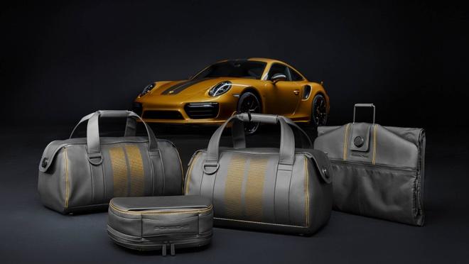 911 Turbo S Exclusive - sieu xe gioi han 500 chiec toan cau cua Porsche hinh anh 9
