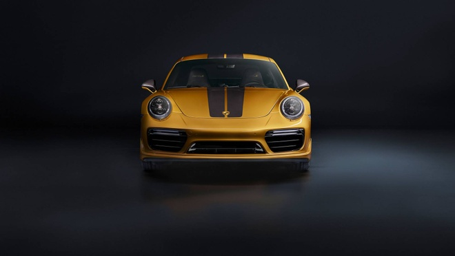 911 Turbo S Exclusive - sieu xe gioi han 500 chiec toan cau cua Porsche hinh anh 1