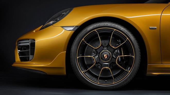 911 Turbo S Exclusive - sieu xe gioi han 500 chiec toan cau cua Porsche hinh anh 3