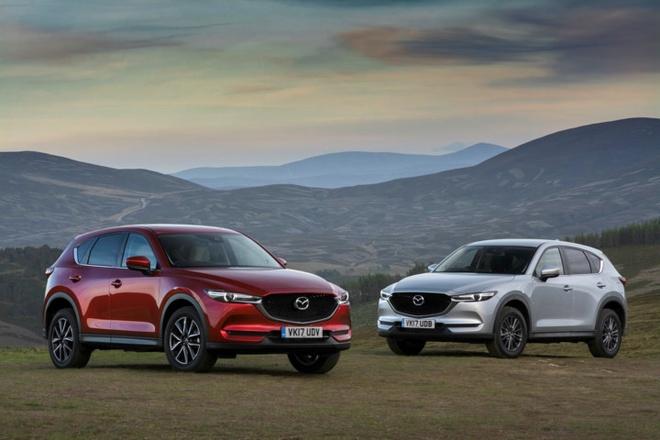 Mazda CX-5 2017 tuong duong 687 trieu dong tai Anh hinh anh 11