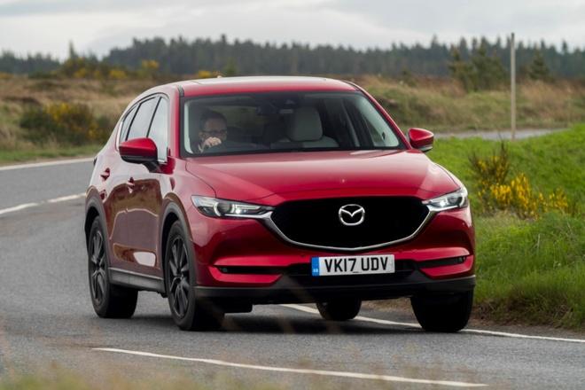 Mazda CX-5 2017 tuong duong 687 trieu dong tai Anh hinh anh 1
