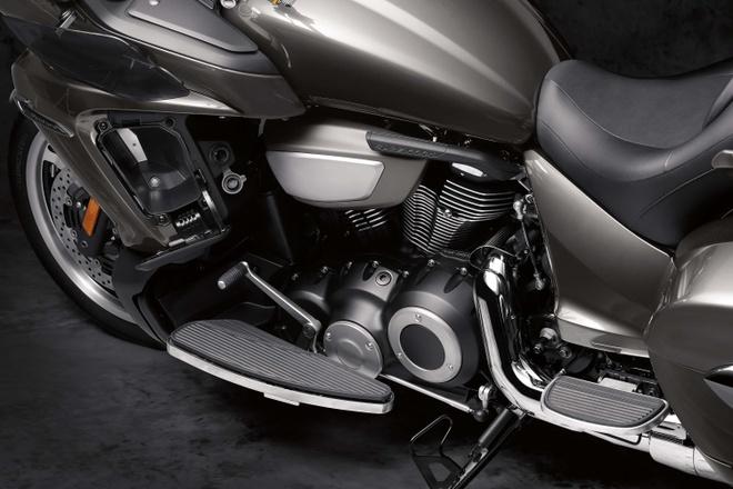 Yamaha Star Venture anh 4