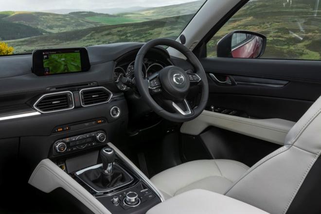 Mazda CX-5 2017 tuong duong 687 trieu dong tai Anh hinh anh 2