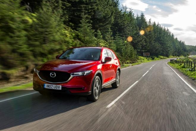 Mazda CX-5 2017 tuong duong 687 trieu dong tai Anh hinh anh 6