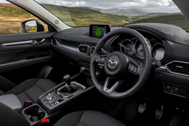 Mazda CX-5 2017 tuong duong 687 trieu dong tai Anh hinh anh 9
