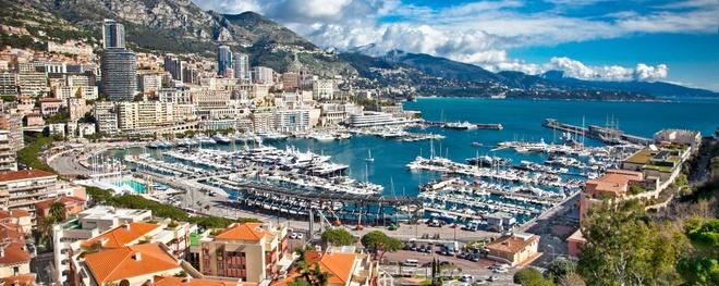 Monaco - xu so sieu xe hang dau the gioi hinh anh 1