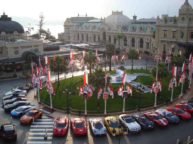 Monaco - xu so sieu xe hang dau the gioi hinh anh 4