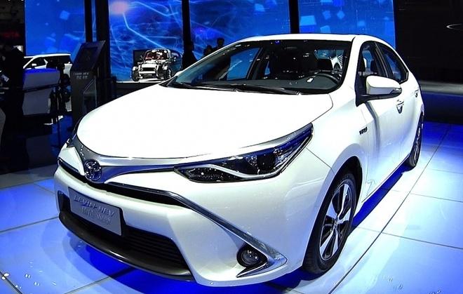 Toyota Altis sap ra mat phien ban hoan toan moi tai VN hinh anh