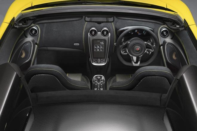 McLaren 570S Spider 'bien hinh' trong 15 giay hinh anh 5