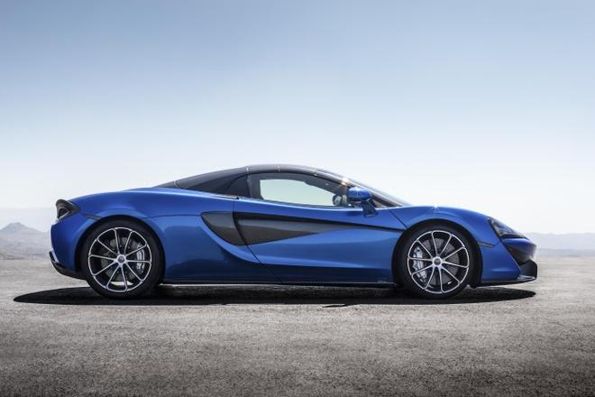 McLaren 570S Spider 'bien hinh' trong 15 giay hinh anh 6