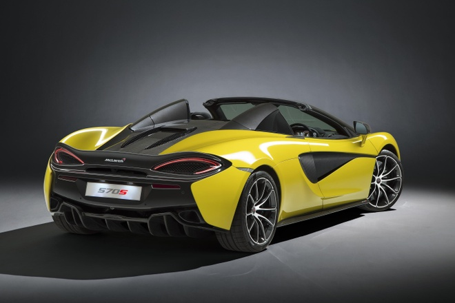 McLaren 570S Spider 'bien hinh' trong 15 giay hinh anh 3