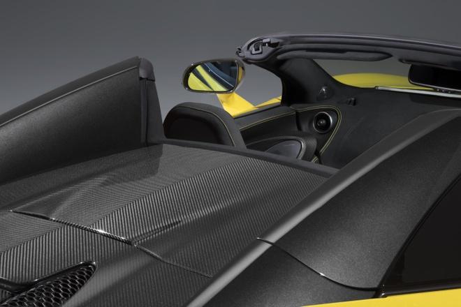 McLaren 570S Spider 'bien hinh' trong 15 giay hinh anh 4