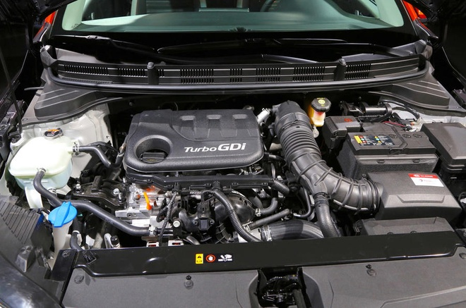 Kia Stonic - doi thu nang ky cua Ford Ecosport ra mat hinh anh 4
