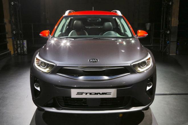 Kia Stonic - doi thu nang ky cua Ford Ecosport ra mat hinh anh 2