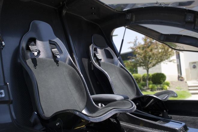 Workhorse SureFly - may bay ca nhan gia ngang sieu xe Audi R8 hinh anh 8