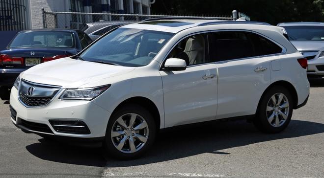 Hang san xuat Trung Quoc che xe nhai Acura MDX gia 11.500 USD hinh anh 9
