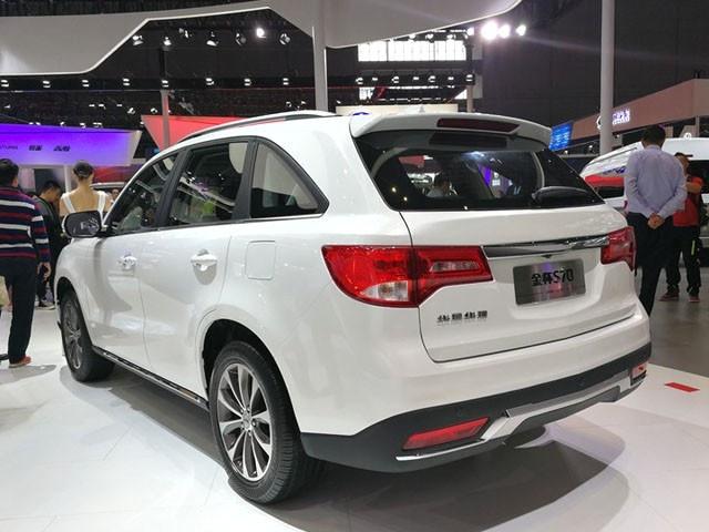Hang san xuat Trung Quoc che xe nhai Acura MDX gia 11.500 USD hinh anh 4