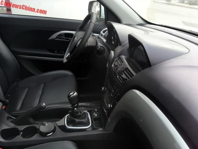 Hang san xuat Trung Quoc che xe nhai Acura MDX gia 11.500 USD hinh anh 6