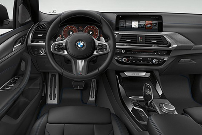 BMW X3 doi moi ra mat, trang bi cong nghe lai ban tu dong hinh anh 3