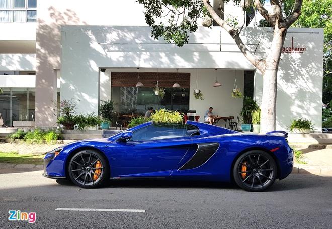 Cuong Do La su dung sieu xe McLaren 650S cua Minh Nhua hinh anh 4