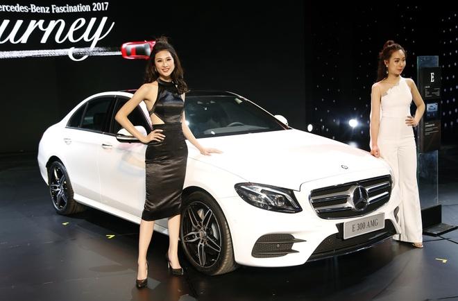 Mercedes trung dan xe 150 ty tai Ha Noi hinh anh