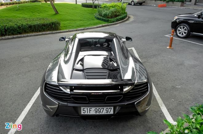 McLaren 650S Spider cua Minh Nhua ve tay Cuong Do La anh 6