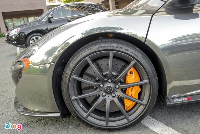 McLaren 650S Spider cua Minh Nhua ve tay Cuong Do La anh 4