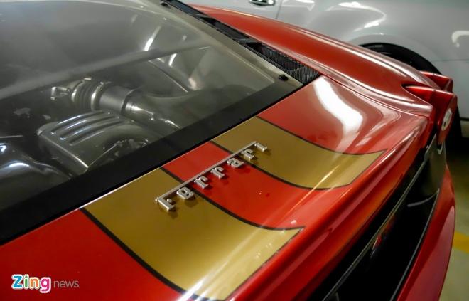 Ferrari F430 Scuderia trong vu Dung 'mat sat' xuat hien o Sai Gon hinh anh 4