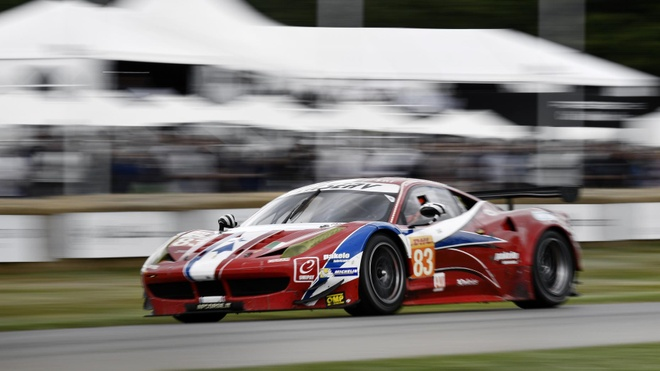 10 chiec Ferrari dac biet tai le hoi sieu xe Goodwood hinh anh 9