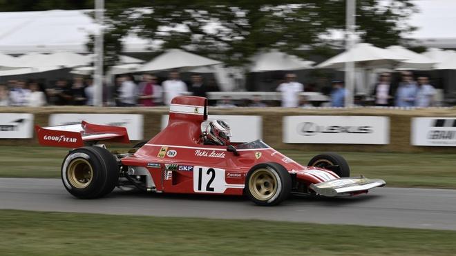 10 chiec Ferrari dac biet tai le hoi sieu xe Goodwood hinh anh 6