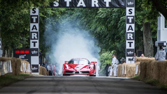 10 chiec Ferrari dac biet tai le hoi sieu xe Goodwood hinh anh 7