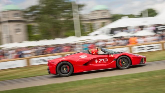 10 chiec Ferrari dac biet tai le hoi sieu xe Goodwood hinh anh 10